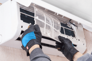 Clean the Filter on Your Air Conditioner